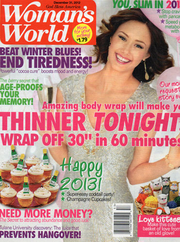 Woman's World - december 2012