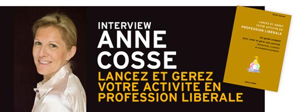 Articles et interviews d'Anne Cossé dans les médias