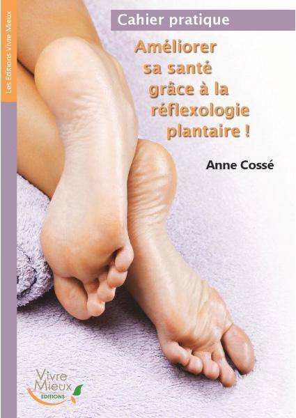 livre de réflexologie plantaire